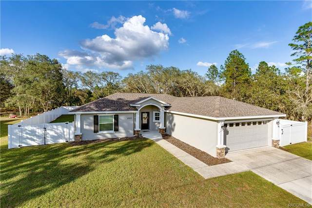 2515 W Windchime Loop, Citrus Springs, FL 34434 (MLS #796109) :: Plantation Realty Inc.