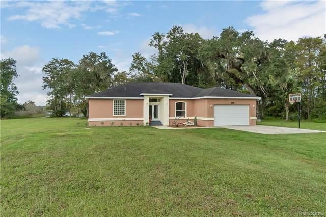 7211 S Eeyore Point, Floral City, FL 34436 (MLS #796110) :: Plantation Realty Inc.