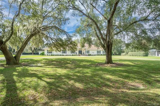 9150 E Sweetwater Drive, Inverness, FL 34450 (MLS #796155) :: Plantation Realty Inc.
