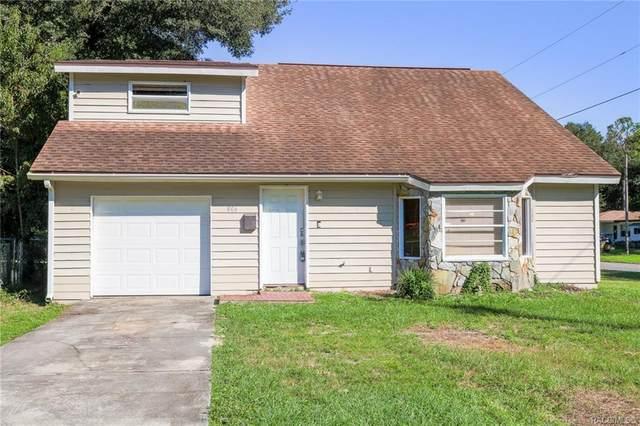 806 Kingsley Terrace, Inverness, FL 34450 (MLS #796159) :: Plantation Realty Inc.