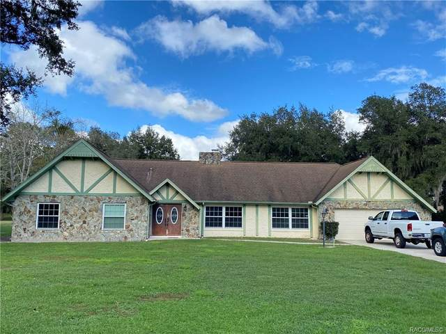 9801 E Regency Row, Inverness, FL 34450 (MLS #796163) :: Plantation Realty Inc.