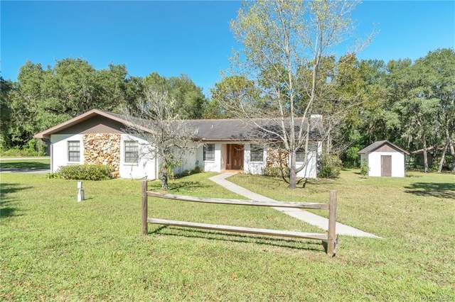 3201 E Glenn Street, Inverness, FL 34453 (MLS #796180) :: Plantation Realty Inc.