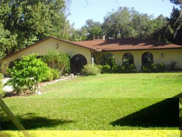 22 Palm Circle Drive, Inglis, FL 34449 (MLS #796192) :: Plantation Realty Inc.