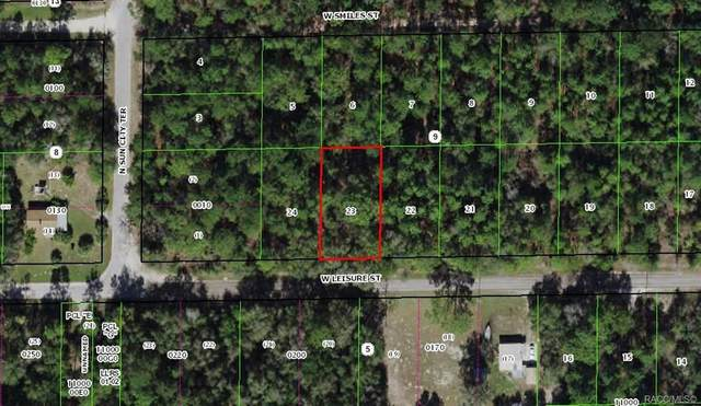 7323 W Leisure Street, Dunnellon, FL 34433 (MLS #796202) :: Plantation Realty Inc.