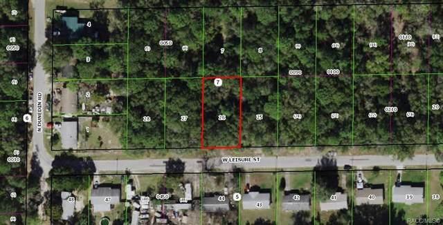 7559 W Leisure Street, Dunnellon, FL 34433 (MLS #796203) :: Plantation Realty Inc.