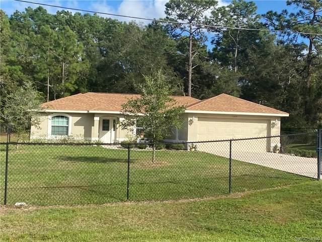 1215 S Rockcrusher Road, Homosassa, FL 34448 (MLS #796213) :: Plantation Realty Inc.