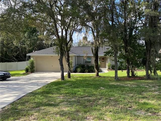 5333 W Homosassa Trail, Lecanto, FL 34461 (MLS #796223) :: Plantation Realty Inc.