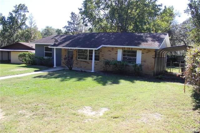 3680 E Bulldog Lane, Inverness, FL 34453 (MLS #796256) :: Plantation Realty Inc.