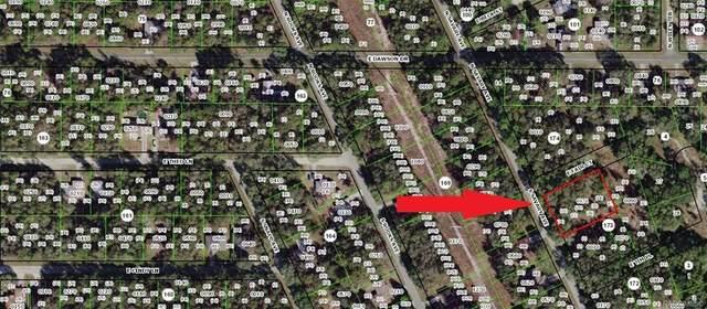 3708 E Fair Court, Inverness, FL 34453 (MLS #796260) :: Plantation Realty Inc.