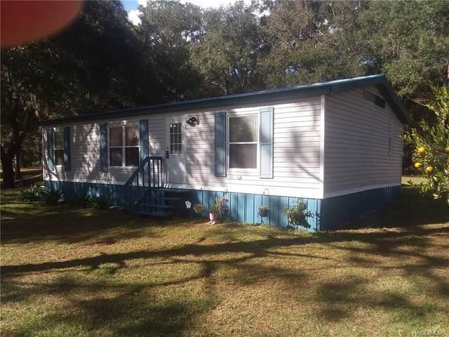19751 SE 110th Avenue, Inglis, FL 34449 (MLS #796279) :: Plantation Realty Inc.