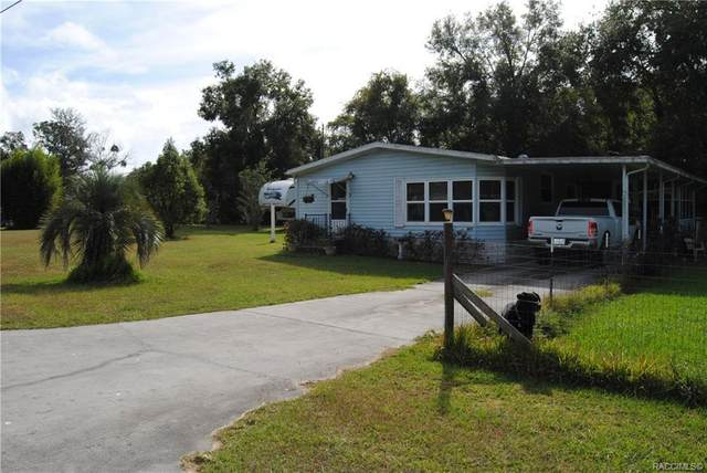 8032 E Skyline Lane, Floral City, FL 34436 (MLS #796305) :: Plantation Realty Inc.