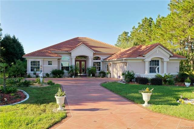 1417 E Seattle Slew Circle, Inverness, FL 34453 (MLS #796365) :: Plantation Realty Inc.