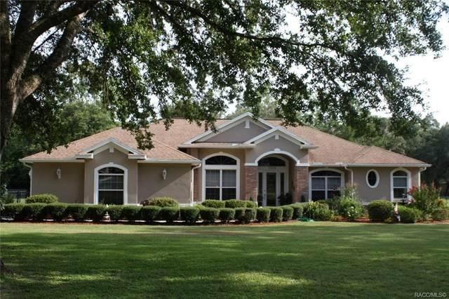 7222 E Savannah Court, Floral City, FL 34436 (MLS #796368) :: Plantation Realty Inc.