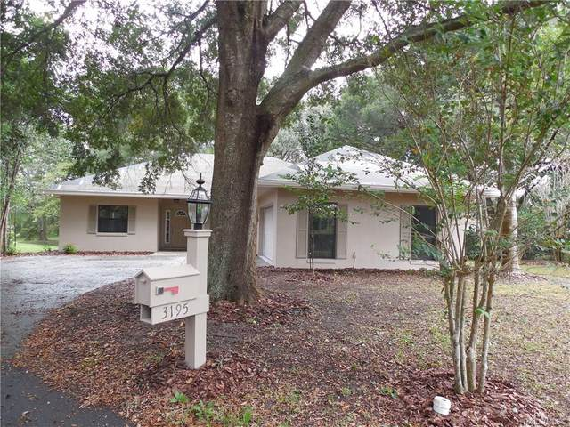 3195 N Prairie Dunes Point, Lecanto, FL 34461 (MLS #796375) :: Plantation Realty Inc.