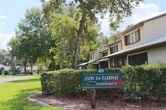 49 Douglas Street #25, Homosassa, FL 34446 (MLS #796376) :: Plantation Realty Inc.