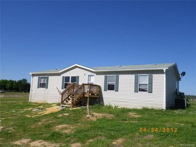 9706 S Buckskin Avenue, Floral City, FL 34436 (MLS #796412) :: Plantation Realty Inc.