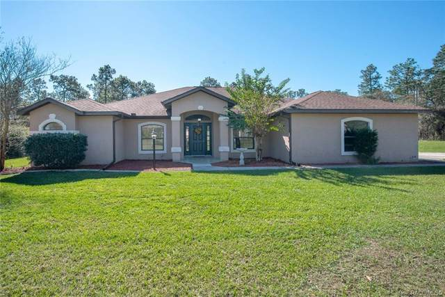 8591 SW 138th Terrace, Dunnellon, FL 34432 (MLS #796413) :: Pristine Properties