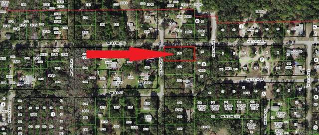 LOT 371 NE 5th Avenue, Crystal River, FL 34428 (MLS #796458) :: Plantation Realty Inc.