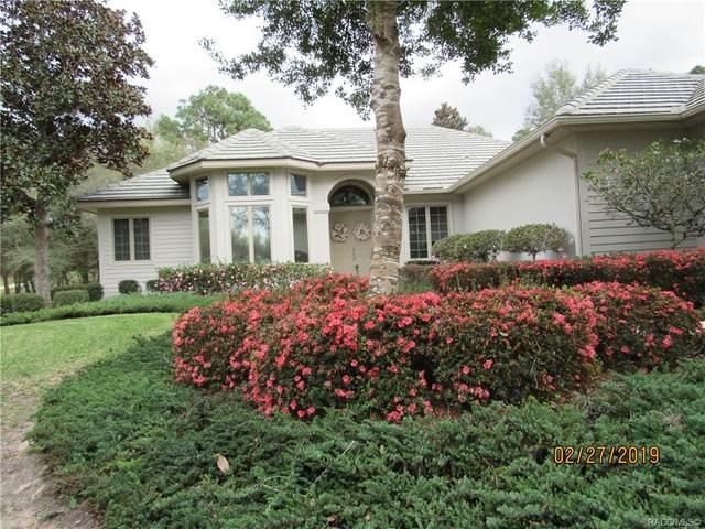 3675 N Baltusrol Path, Lecanto, FL 34461 (MLS #796464) :: Plantation Realty Inc.