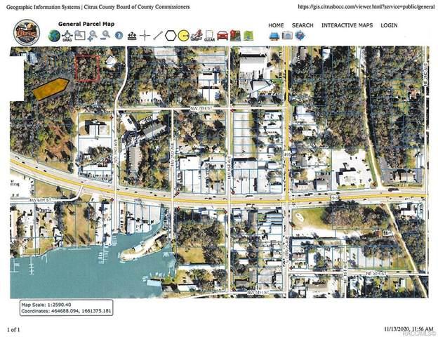 0 NE Crystal Street, Crystal River, FL 34428 (MLS #796476) :: Plantation Realty Inc.