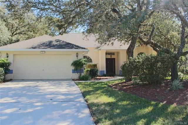 57 Linder Drive, Homosassa, FL 34446 (MLS #796576) :: Plantation Realty Inc.