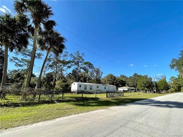 56 Pine Street, Inglis, FL 34449 (MLS #796626) :: Pristine Properties