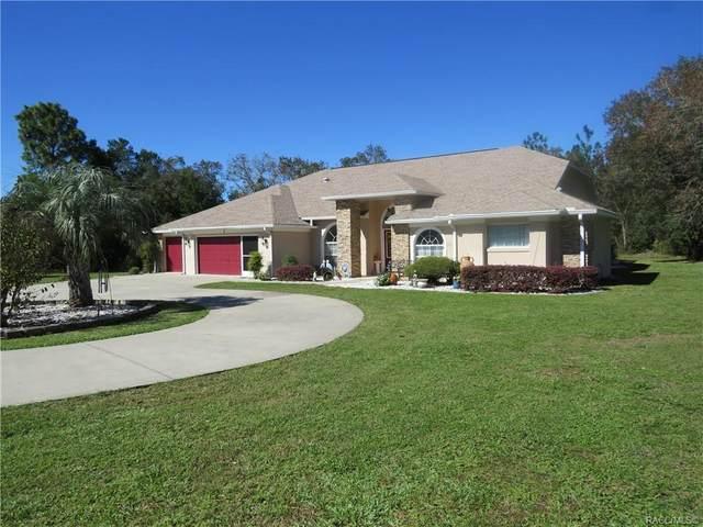 2 Village Center Drive, Homosassa, FL 34446 (MLS #796631) :: Plantation Realty Inc.