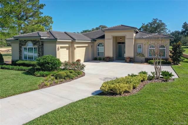 3116 W Shadow Creek Loop, Lecanto, FL 34461 (MLS #796635) :: Plantation Realty Inc.