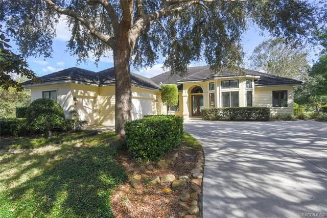 2623 N Prestwick Way, Lecanto, FL 34461 (MLS #796660) :: Plantation Realty Inc.