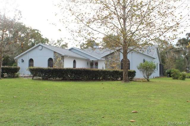 524 E Savoy Street, Lecanto, FL 34461 (MLS #796670) :: Plantation Realty Inc.