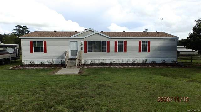 6391 SE 143rd Court, Morriston, FL 32668 (MLS #796671) :: Plantation Realty Inc.