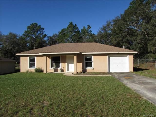 1490 SW 153rd Court, Ocala, FL 34481 (MLS #796697) :: Pristine Properties