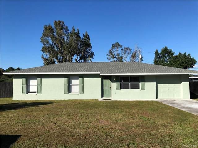 2804 Jefferson Street W, Inverness, FL 34453 (MLS #796701) :: Plantation Realty Inc.