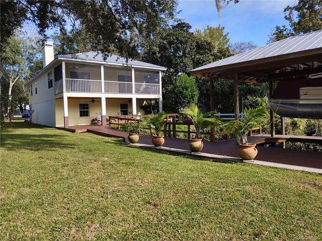 5601 Riverside Drive, Yankeetown, FL 34498 (MLS #796702) :: Plantation Realty Inc.