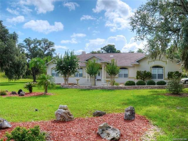 9061 E Sweetwater Drive, Inverness, FL 34450 (MLS #796704) :: Plantation Realty Inc.
