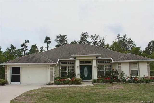 6 Zinnias Court, Homosassa, FL 34446 (MLS #796722) :: Plantation Realty Inc.