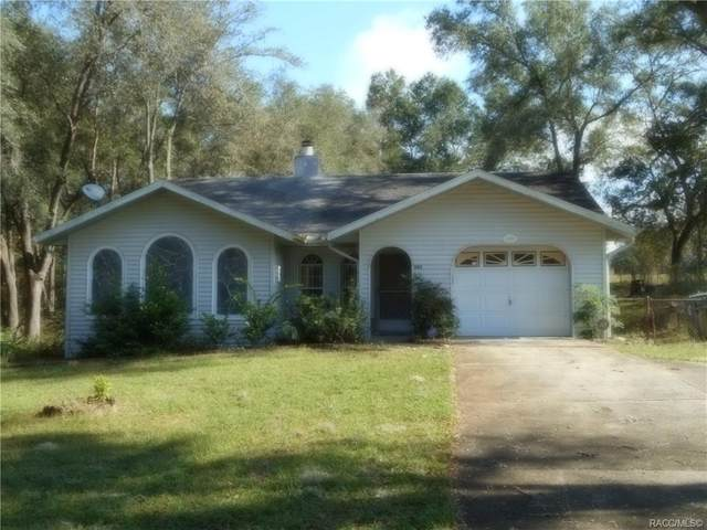 1195 SW Shorewood Drive, Dunnellon, FL 34431 (MLS #796732) :: Plantation Realty Inc.