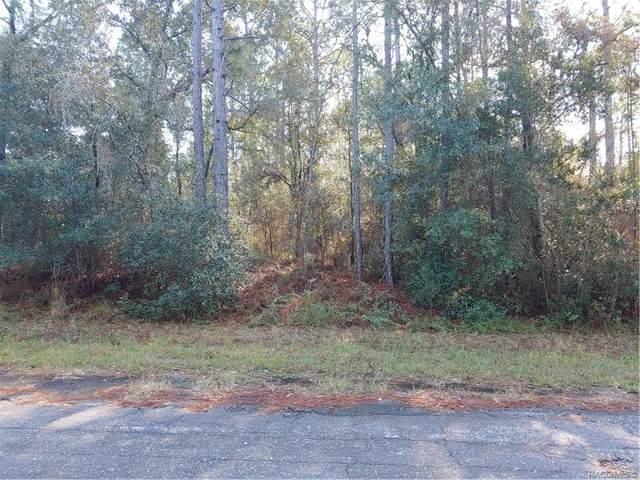 3328 W Gloster Place, Citrus Springs, FL 34433 (MLS #796740) :: Pristine Properties