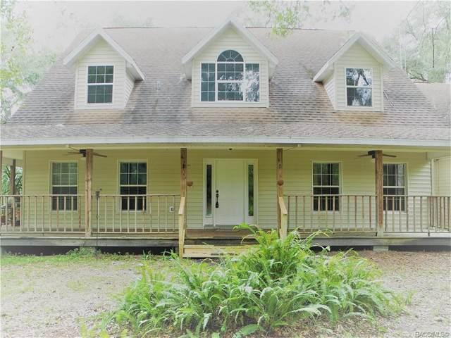 8853 E Henderson Trail, Inverness, FL 34450 (MLS #796743) :: Plantation Realty Inc.