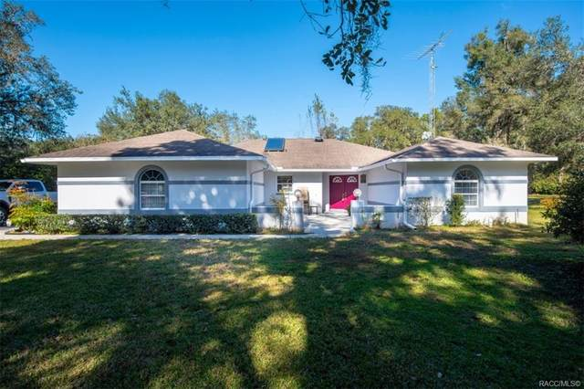 1461 W Russ Street, Lecanto, FL 34461 (MLS #796755) :: Plantation Realty Inc.