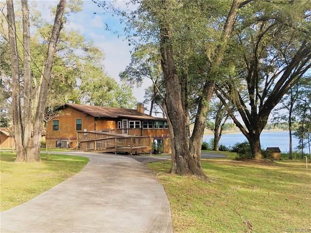 12001 N Elkcam Boulevard, Dunnellon, FL 34433 (MLS #796756) :: Plantation Realty Inc.