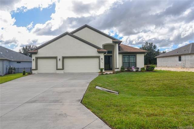 2559 N Brentwood Circle, Lecanto, FL 34461 (MLS #796762) :: Plantation Realty Inc.