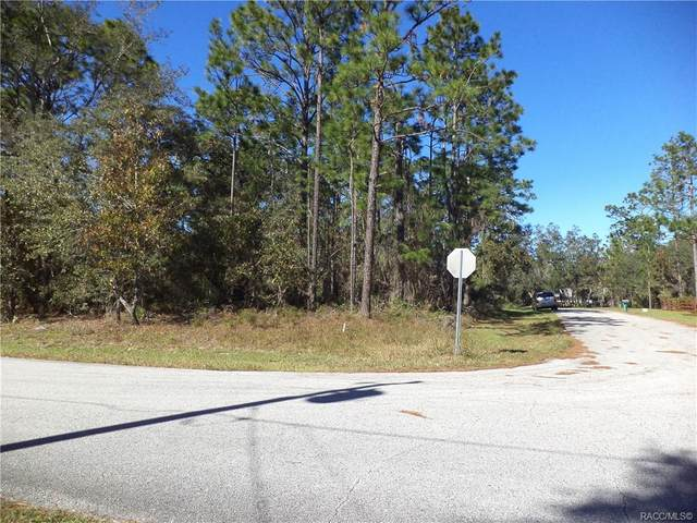 3525 W Cogwood Circle, Beverly Hills, FL 34465 (MLS #796786) :: Pristine Properties