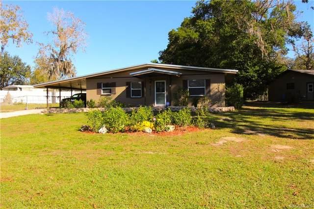 7431 W Seven Rivers Drive, Crystal River, FL 34429 (MLS #796800) :: Plantation Realty Inc.