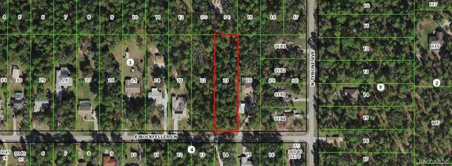 1267 E Rockefeller Lane, Hernando, FL 34442 (MLS #796803) :: Plantation Realty Inc.