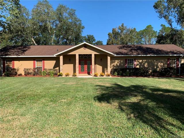 7613 NW 46th Street, Ocala, FL 34482 (MLS #796813) :: Pristine Properties