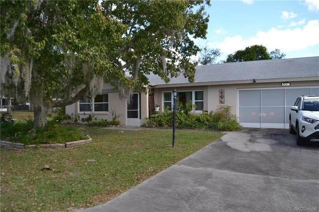 5339 S Forest Terrace, Homosassa, FL 34446 (MLS #796822) :: Plantation Realty Inc.