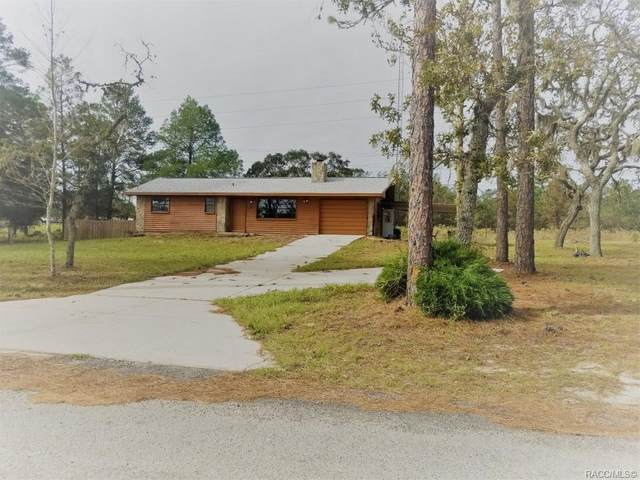 422 S Raymo Terrace, Lecanto, FL 34461 (MLS #796824) :: Plantation Realty Inc.