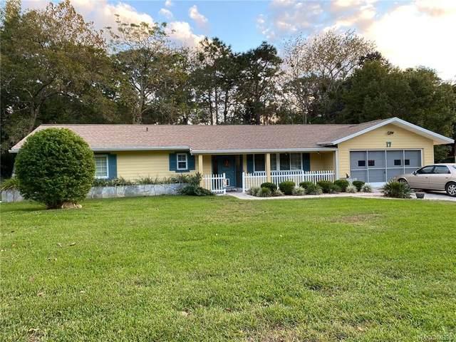 17 Beverly Court, Homosassa, FL 34446 (MLS #796825) :: Plantation Realty Inc.