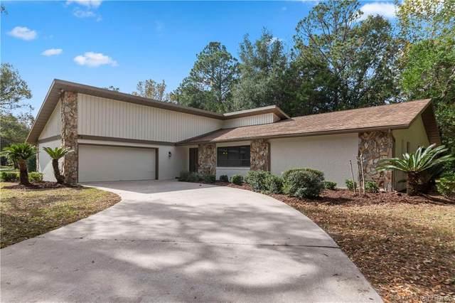4 Sycamore Circle, Homosassa, FL 34446 (MLS #796871) :: Plantation Realty Inc.